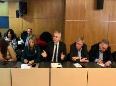 """Μάξιμος Χαρακόπουλος στην σύσκεψη υπό Γεραπετρίτη: """"Επιτέλους ο Αχελώος στη βουλή!"""""""