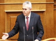 """Μ.Χαρακόπουλος: """"Σε απόγνωση οι εργαζόμενοι στην """"Αρωγή"""""""""""