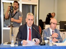 Μ. Χαρακόπουλος στη Σύσκεψη ΔΣΟ με Καθολικούς Νομοθέτες: Η Ευρώπη να αναδείξει την χριστιανική της ταυτότητα