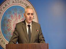 Μ. Χαρακόπουλος στη Γ.Σ. της ΔΣΟ: Να χαρτογραφήσουμε τις χριστιανικές συντεταγμένες της Ευρώπης!