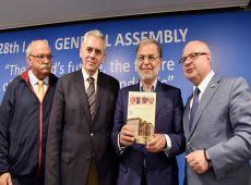 Μ. Χαρακόπουλος με εκπρόσωπο Οργανισμού Ισλαμικής Διάσκεψης: Να απομονώσουμε τις φωνές της θρησκευτικής μισαλλοδοξίας